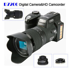 "Polo D7200 HD DSLR Digitalkamera Foto 13mp 3.0 "" LTPS LCD Foto Camcorder C1"