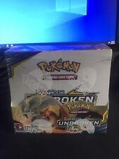 Pokemon Sun & Moon Unbroken Bonds Factory Sealed Booster Box