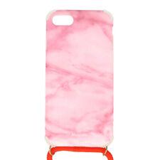 Mayumi iPhone 7/8 collar calor grave caso cubierta protectora móvil cadena móvil caso