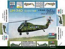 Hobbyboss 87222 - 1:72 American UH-34D ''Choctaw''- Neu