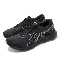 Asics Gel-Excite 6 Winterized Black Putty Gum Women Running Shoes 1012A534-001