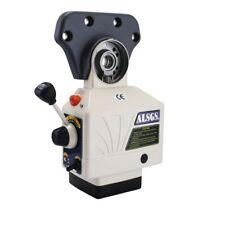Power feed milling machine AL-310S 200RPM 450in-lb110V / 220V free shipping