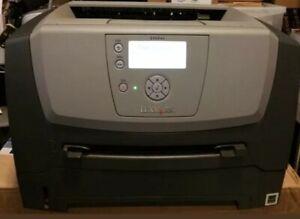 PRC Refurbished Lexmark E450DN Laser Printer Monochrome E450 33S0700 Refurbished
