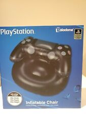 Brand New Official Sealed Licensed Paladone PlayStation Inflatable Chair Black