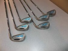 New listing Ping G2 Iron Set Right-Handed 5,6,7,8,9,PW Blue Dot Cushin Steel Shafts