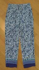Marks and Spencer Regular Loose Fit 28L Trousers for Women
