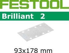 Festool Schleifstreifen Brilliant2 STF 93x178/8 P220 BR2/100 492918 für Rutscher