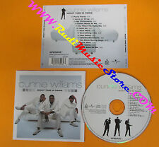 CD CUNNIE WILLIAMS Night time in Paris 2002 Europe UNIVERSAL  no lp mc dvd (CS3)