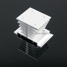 3 x 2 pouces en alliage d'aluminium dissipateur de chaleur pour led 1W/3W/5W/10W tour type à vis M3