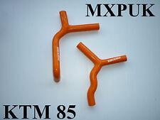 KTM 85SX SILCONE HOSE KIT 2003 to 2013 HOSES KTM 85 SX 85SX KTM85 (464)