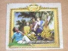 RARE CD / LUC ARHLO / J'AI COUCHE AVEC LES MUSES / NEUF SOUS CELLO