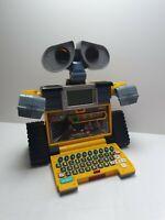 "Big 11"" WALL-E Disney Pixar Vtech Electronic Learning Laptop.Games. Education."
