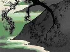 """Eyvind Earl       """"Quiet Evening""""       Serigraph on Paper"""