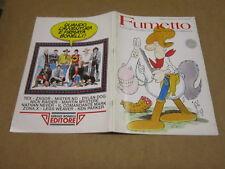 FANZINE FUMETTO N°25 MARZO 1998 INSERTO TONY FALCO COCCO BILL JACOVITTI