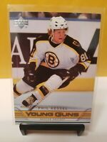 Phil Kessel 2006-07 Upper Deck YOUNG GUNS #204 Boston Bruins