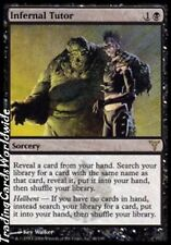 Infernal Tutor // Presque comme neuf // Dissension // Engl. // Magic the Gathering