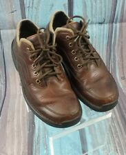 TIMBERLAND Mens 8 Brown Leather Shoes Boots