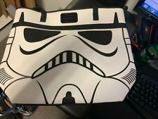 Loungefly Star Wars STORMTROOPER & DARTH VADER oversize tote bag never used