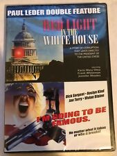 RED LIGHT IN THE WHITE HOUSE / I'M GOING TO BE FAMOUS: CODE RED: PAUL LEDER NEW!