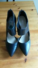 Nine West Women's Very High Black Shoes | size UK 5