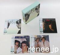 ALESSI / JAPAN Mini LP SHM-CD x 4 titles + PROMO BOX Set!!