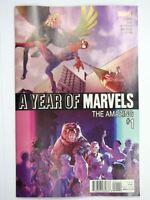 Marvel Comics: A YEAR OF MARVELS: THE AMAZING #1 JUNE 2016 # 10B44