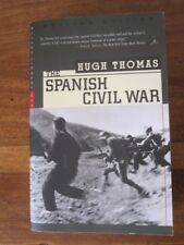 The Spanish Civil War: Revised Edition by Hugh Thomas (Paperback / softback,...
