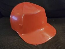 Vintage Ed Bullard Hard Boiled Bump Cap Mk 2 Orange Size 6 58 7 58