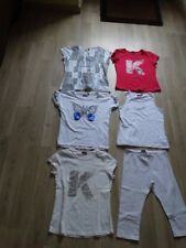 lot fille IKKS 6pc 8/10 ans TTBE