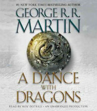 451BOOKS-R R Martin-A Dance with Dragons-Hardcover-Game of Thrones-Book 5