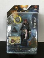Pirates of the Caribbean On Stranger Tides Jack Sparrow Figure Zombie Reveal