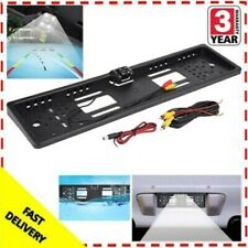 12v Rear View Parking Reversing Camera Backup License Number Plate Night Vision