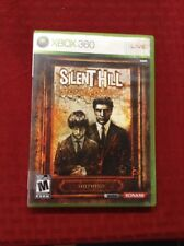 Silent Hill: Homecoming (Microsoft Xbox 360, 2008) With Manual