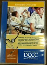 DCCC NA I, Nursing Assistant I, Video Skills 6 DVD Set March 2013 Nursing Aide
