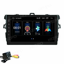 "For Toyota COROLLA 2007-2011 9""Android GPS Nav Car Stereo Radio SWC WiFi 2+64GB"