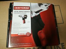 "NEW CRAFTSMAN ½"" AIR IMPACT WRENCH 9 16882"