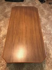 coffee table used- wooden