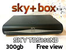 Sky Box + Plus HD - TDS850NB - 300GB Model - Freeview Freesat - FREE P&P
