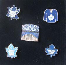 Toronto Maple Leafs NHL hockey pin set