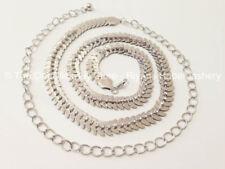 Metal/Chain Flower Belts for Women