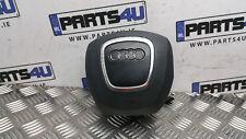 2006 AUDI A6 ALLROAD STEERING WHEEL SRS 4F0880201BA