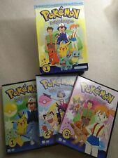 Pokemon Indigo League Season 1 3-Disc DVD Box Set - Episodes 1-26