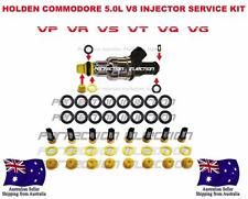 FUEL INJECTOR SERVICE KIT HOLDEN COMMODORE VP VR VS VT VG UTE STATESMAN V8
