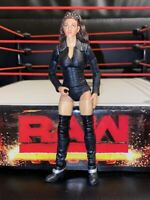 STEPHANIE MCMAHON ELITE SERIES 37 MATTEL ACTION FIGURE RARE WWE