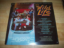 "MINT 1984 The Wild Life 12"" LP Vinyl Eddie Van Halen Donut City/andy Summers Ron"