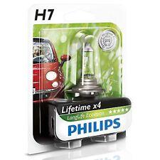 Philips H7 55 Watt Lampe 4-fach LongLife Leuchte Auto 12V Licht PX26d Birne 55W