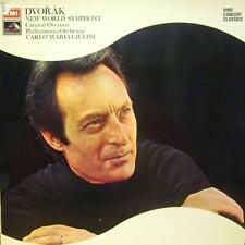 Dvorak (vinilo Lp) Sinfonía No.9-HMV/EMI-SXLP 30163-UK-en muy buena condición/en muy buena condición