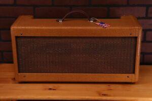 Tweed Narrow Panel Bassman head/Nitro Lacquer