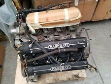 MASERATI BORA TIPO AM 117 NEW OLD STOCK EUROPEAN UNSTAMPED 4.7L ENGINE MOTOR NOS