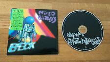 Beck Mixed Bizness 2000 UK CD Single Card Sleeve Geffen Alternative Electro Rock